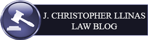 Blog page logo of J. Christopher Llinas
