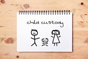 how is custody determined after a divorce in Maryland